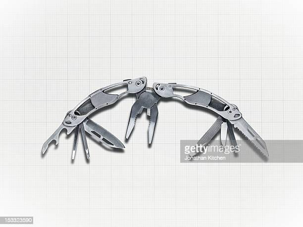 Multi Tool on white