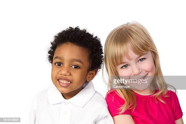 multic etnico bambini