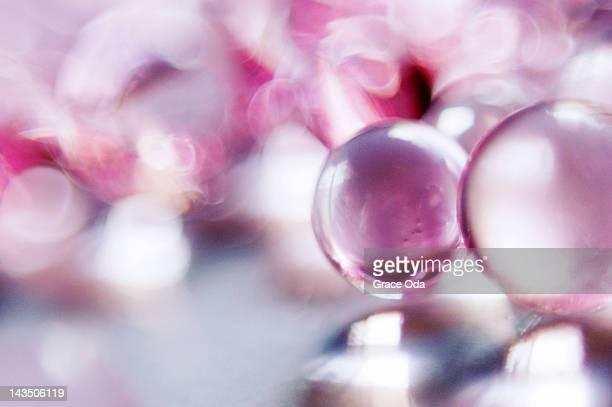 Multicolor jelly balls