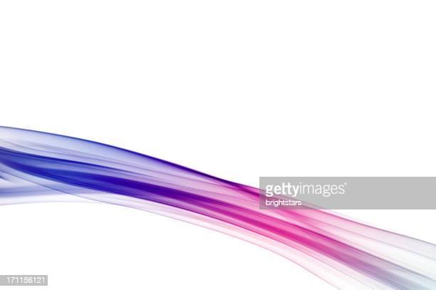 Lignes multicolore non-fumeur