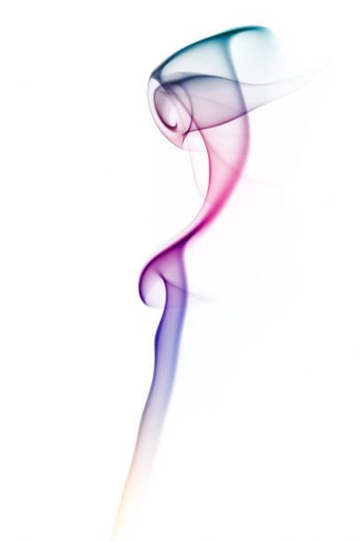 Multicolor smoke