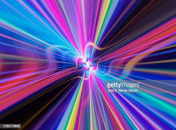 multicolored abstract background with straight lines. - vector stock pictures, royalty-free photos & images