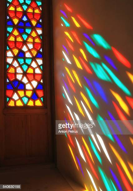 multicolored stained glass - anton petrus stock pictures, royalty-free photos & images