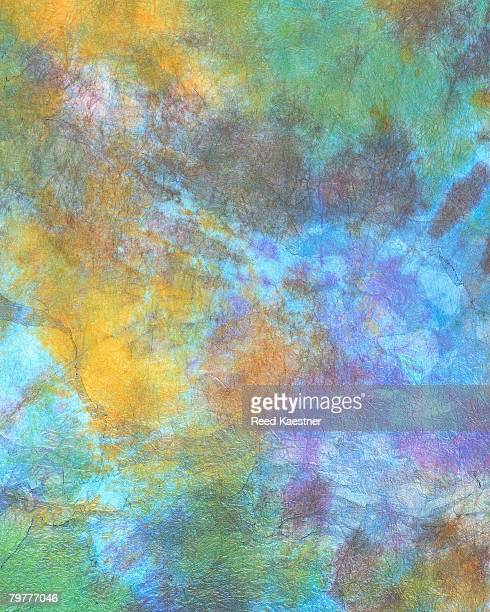 Multicolored Washi Paper
