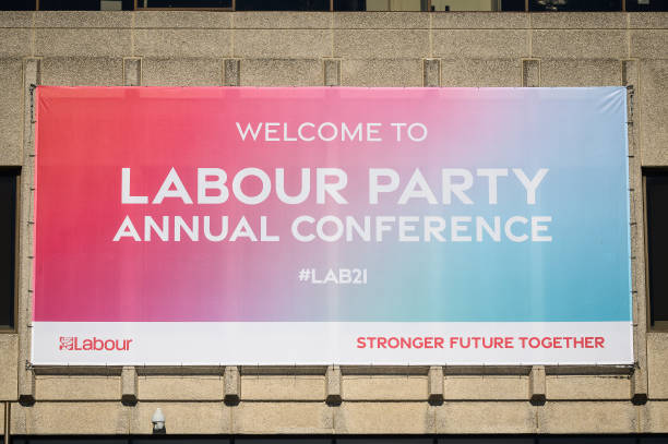 GBR: Preparations Are Made For The 2021 Labour Conference
