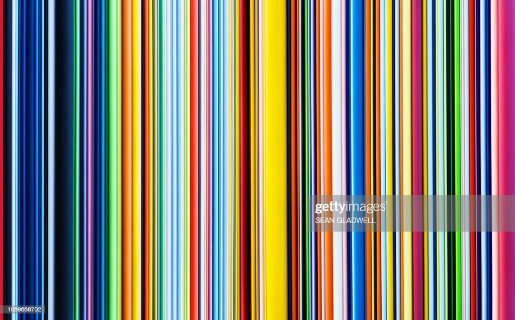 Multicoloured stripes : Stock Photo