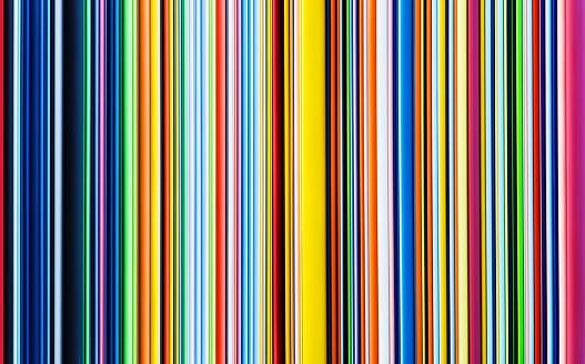 Multicoloured stripes - gettyimageskorea