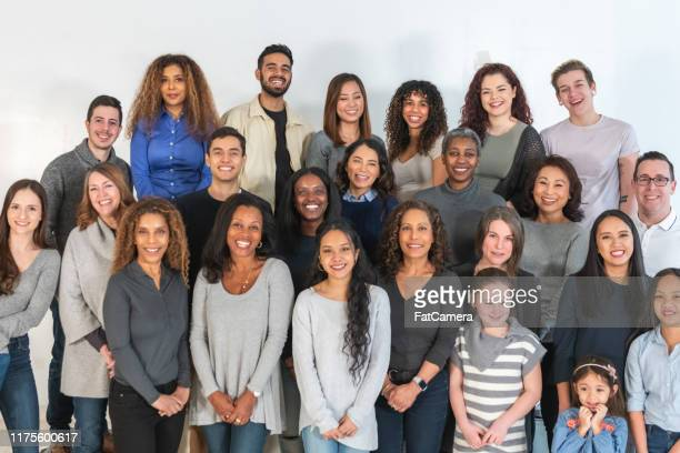 multi-ethnic group of people - human rights stock pictures, royalty-free photos & images
