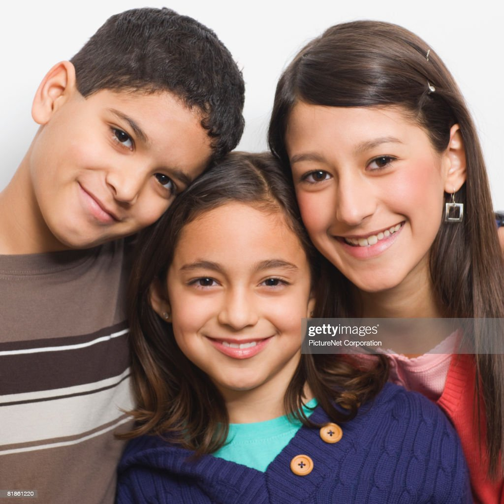 multiethnic siblings hugging stock photo getty images