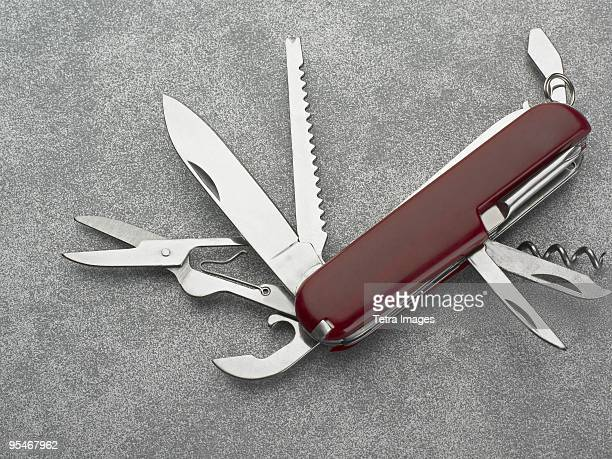 Multi-function pocket knife