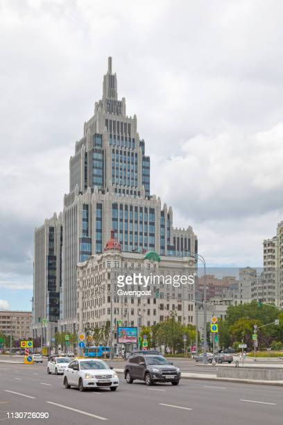 """Multifunctional complex """"Oruzheiny"""" in Moscow"""