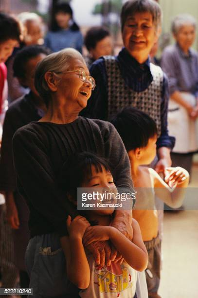 Multi-generational Day Care in Japan