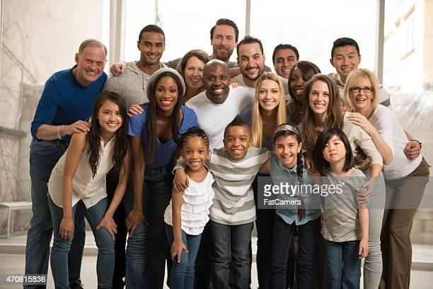 Multi-Generational Group