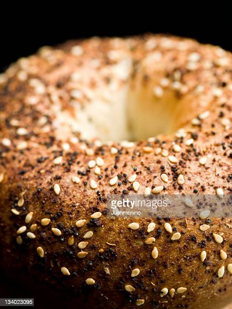 Multigrain and multiseeds Bagel