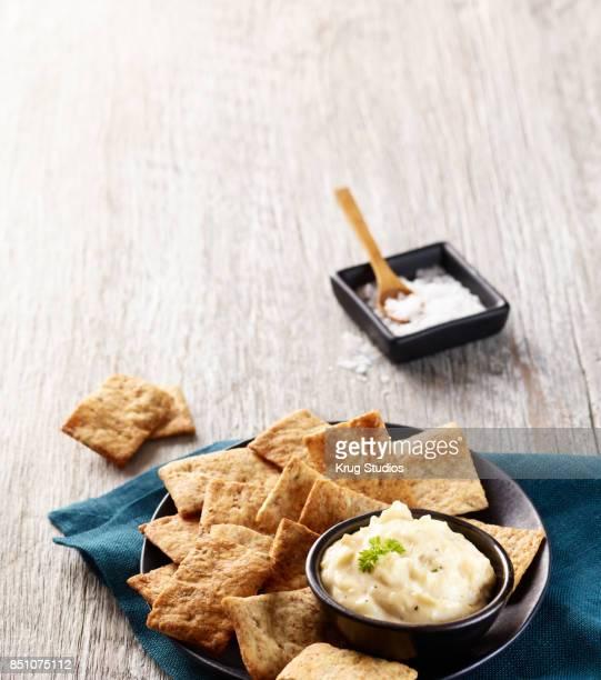 Multigrain Sea Salt Pita Chips