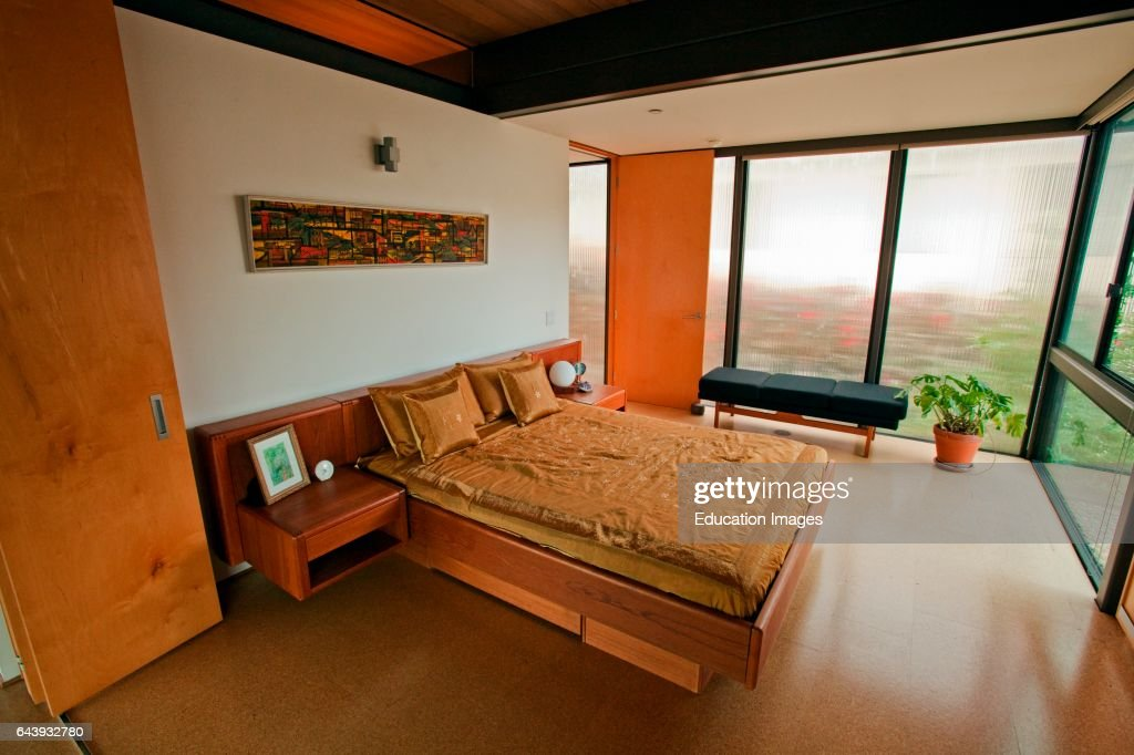 A Multi Level, Prefab, Modular Green Home By The Company LivingHomes,  Designed