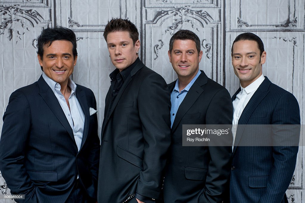 Multinational classical crossover vocal group il divo - Divo music group ...