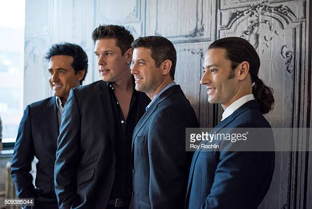 Il divo pictures and photos getty images - Divo music group ...