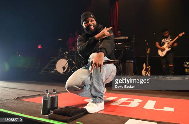Multiplatinum maverick Khalid performs for the first time as a JBL ambassador at JBL LIVE the final night of JBL Fest 2019 an exclusive threeday...