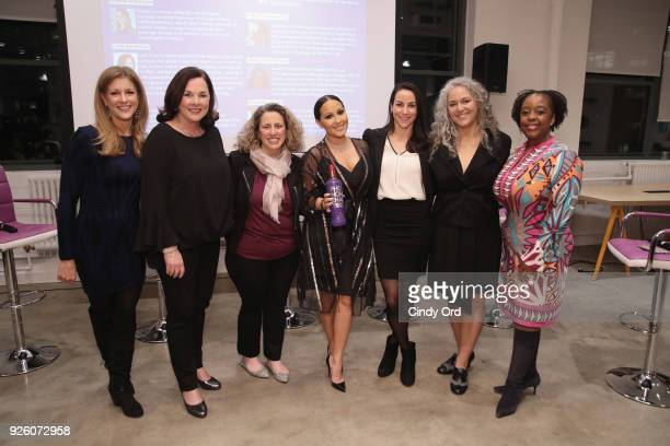 "Multiplatinum singersongwriter Adrienne BailonHoughton moderates SMIRNOFF's ""Phenomenal You Panel"" where phenomenal women across industries discussed..."