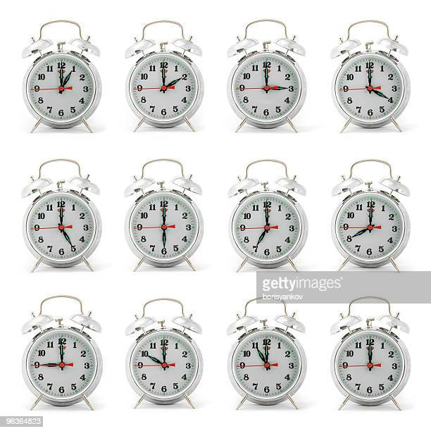 Multiple Alarm Clocks
