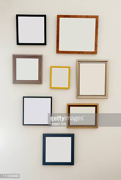 Multiple Blank Frames