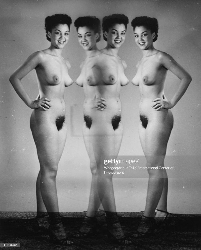 1950s Wife nude