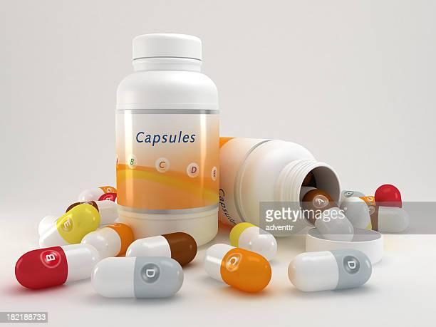 Multivitamin pills