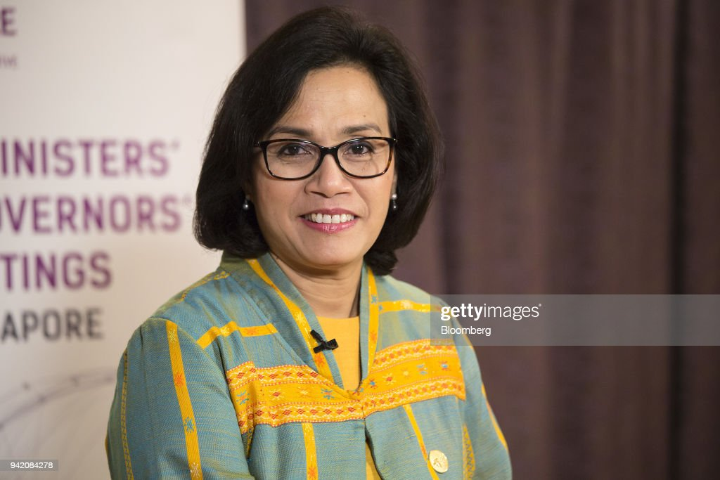 Indonesian Finance Minister Sri Mulyani Interview