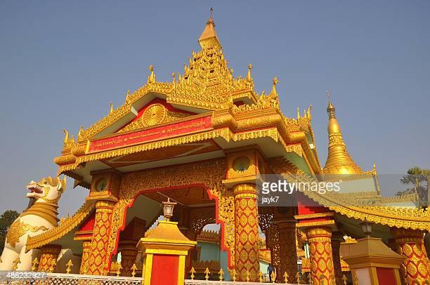 Mumbai Buddhist Pagoda