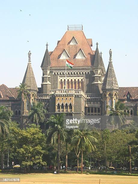 mumbai high court - mumbai stock pictures, royalty-free photos & images