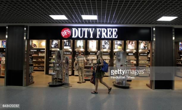Mumbai International Airport Duty Free Shop Shopping