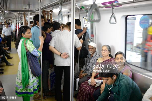 Mumbai Metro The Mumbai Metro is a rapid transit system serving the city of Mumbai Maharashtra The system's first line entered operation on 8 June...