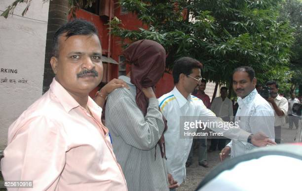 Mumbai Serial Bomb Blasts: Terrorist Gulam Mohammed Meer and Abdul Ahemed Ahatkhan arrested in Kashmir and today produced at Mazgaon court by ATS...