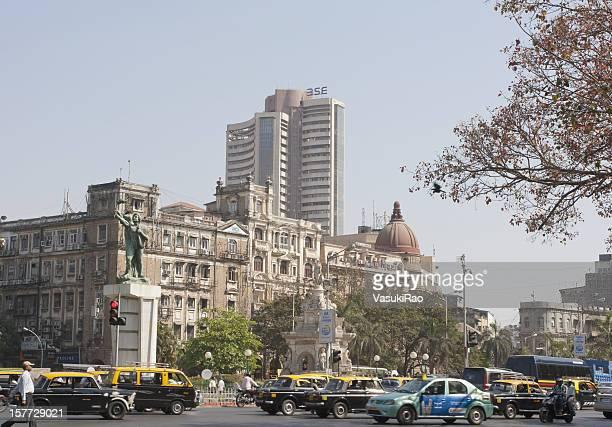 Mumbai street, India