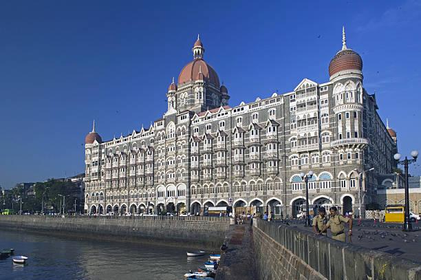 Mumbai, Taj Mahal Hotel (b.1903)
