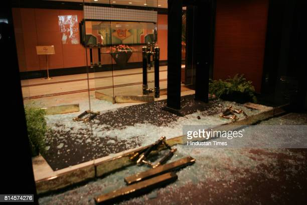 26/11 Mumbai under Terror Attack Firing at Oberoi Hotel