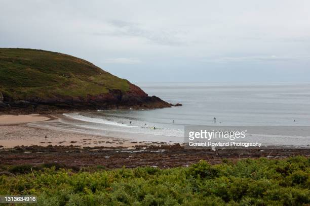mumbles coastline - geraint rowland stock pictures, royalty-free photos & images