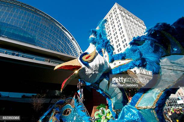 2015 mummer's parade in philadelphia, pa - mummers parade stock pictures, royalty-free photos & images
