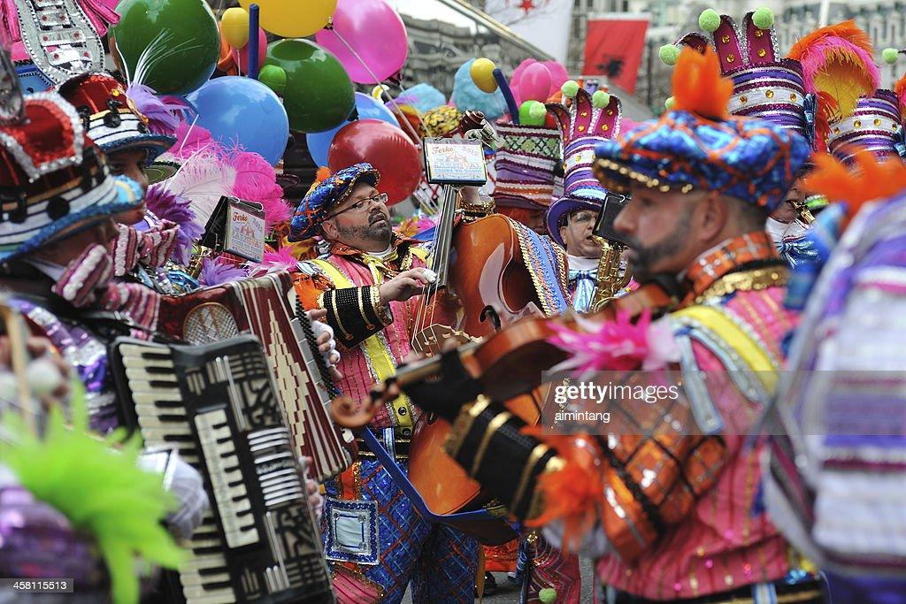 Mummer's Parade in Philadelphia : Stock Photo