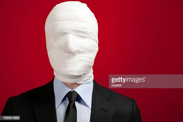 mummy businessman - mummy stock photos and pictures