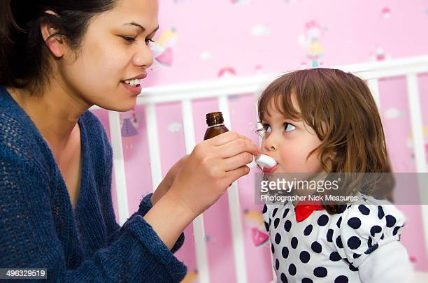 mummy's love - acetaminophen stock photos and pictures