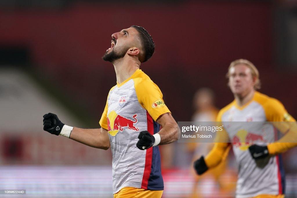 FC Admira Wacker v RB Salzburg - tipico Bundesliga : News Photo