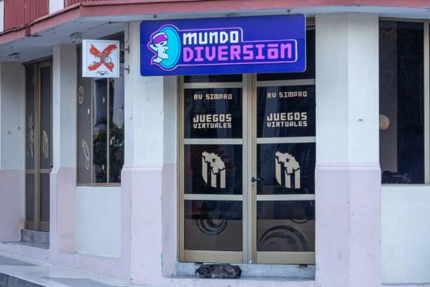 Mundo Diversion, new business in Santa Clara, Cuba
