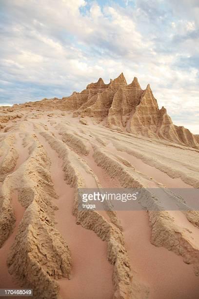Mungo National Park landscape