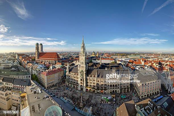 Munich City Centre Town Hall