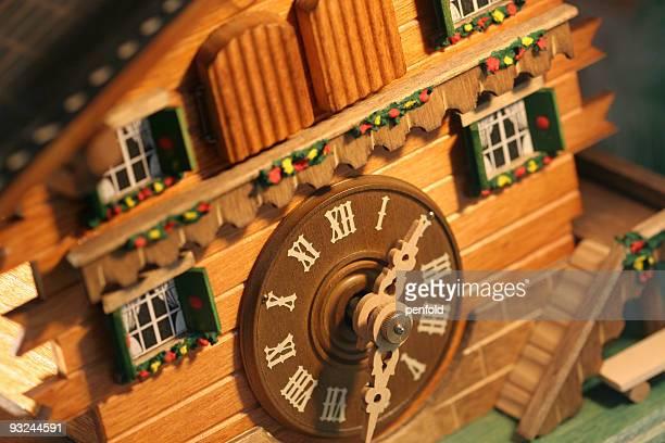 Munich cuckoo clock
