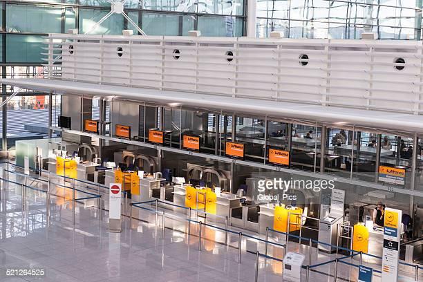 München-Frantz Josef Strauss Flughafen