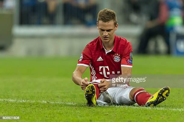 Munich Germany UEFA Champions League 2016/17 Season Group D Matchday 1 FC Bayern Muenchen FC Rostov Joshua Kimmich