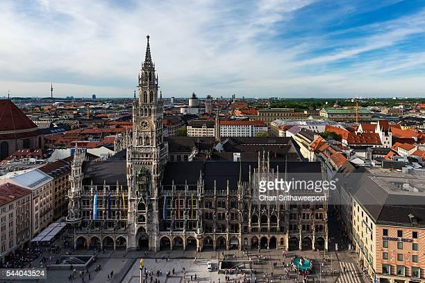 Munich New Town Hall (Neues Rathaus)